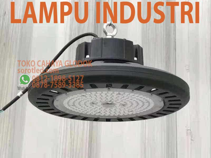 lampu high bay 100w
