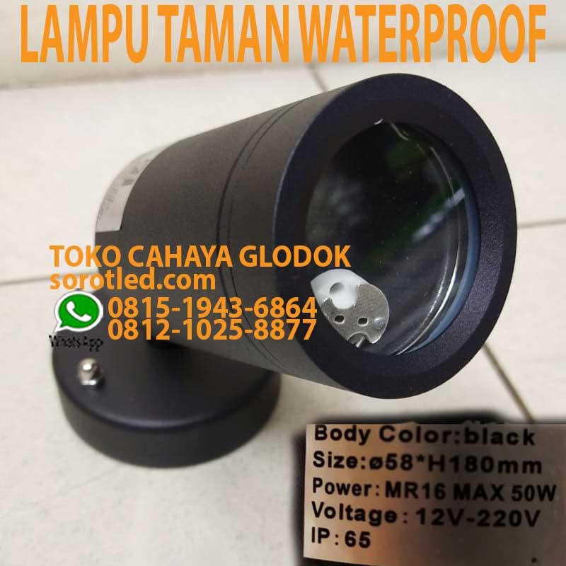 Jual Lampu Sorot Taman Waterproof Ip66 Mr16 Sumberlampu Com