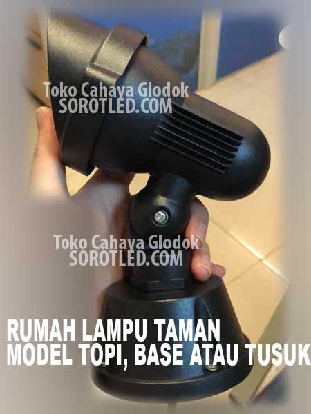 Lampu Sorot Untuk Taman Outdoor Mr16 Cahaya Glodok Soroted Com