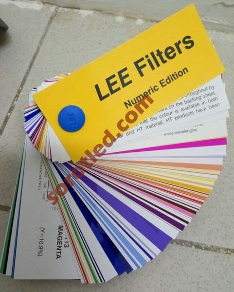 Lee Filters Komplit Numeric Edition