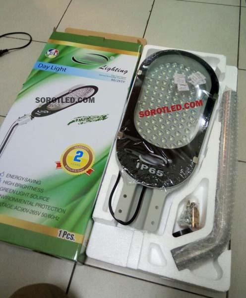 Lampu Jalan LED SA2005 50watt