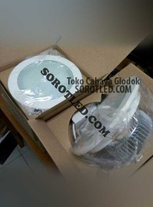 Lampu Downlight ASSA 583 12watt 6000K