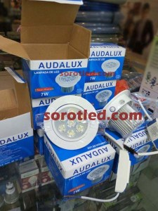 Lampu Downlight LED 7x1watt AUDALUX