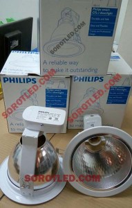 Philips Smart Downlight FBS115 5in White Armatur