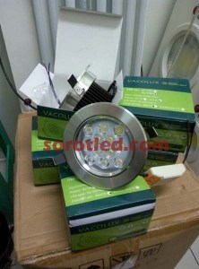 Lampu Downlight LED 12x1watt VL-1102