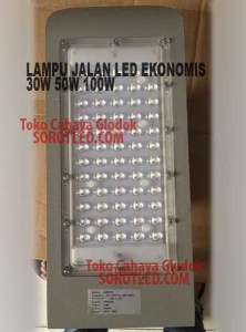 Lampu Jalan 30w 50w 100w High Power LED