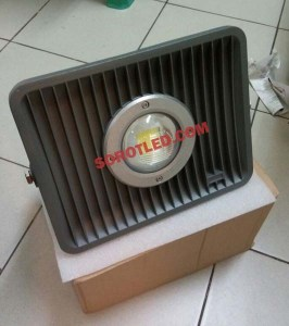 Lampu Sorot Model LENSA 50watt