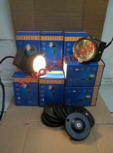 Lampu Taman LED 5watt Sujilux Warmwhite