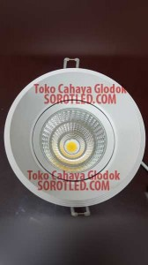 Lampu Downlight LED ASSA 565 25watt 3000K