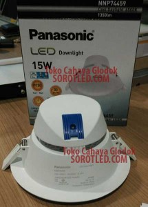 Lampu Downlight Panasonic NNP74459 LED 15watt