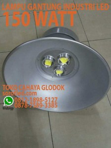 lampu gantung industrial led