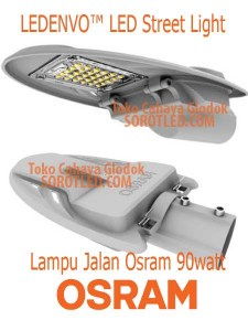 Lampu Jalan LED Osram 90watt LEDENVO™ LED Street Light