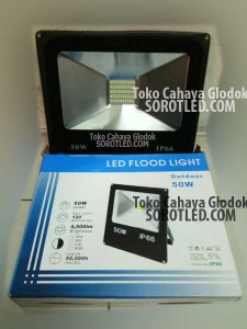 Lampu Flood Light LED 50watt