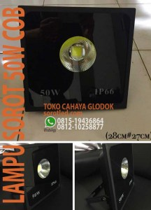 lampu sorot led 50watt ip66