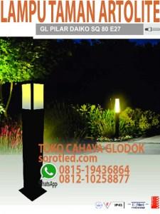 Lampu Taman Dan Pilar Dan Berbagai Jenis Lainnya Cahaya Glodok