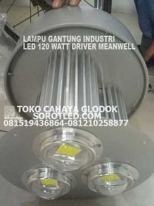 Lampu Industri LED 120 watt Meanwell