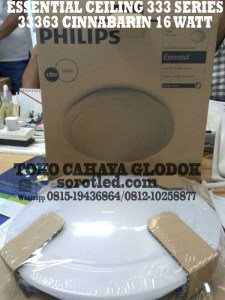 philips ceiling led 33363 16 watt