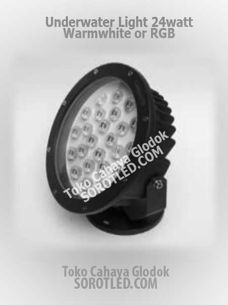 Lampu Spot Taman LED 24 watt Epistar